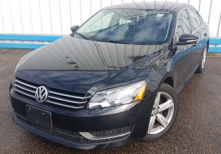 Used 2012 Volkswagen Passat Comfortline *LEATHER-SUNROOF* for sale in Kitchener, ON