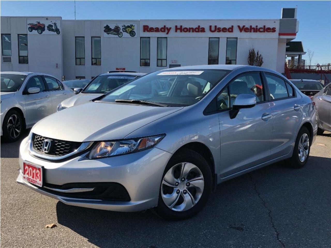 2013 Honda Civic LX - Heated Seats - Bluetooth