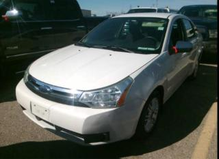 Used 2009 Ford Focus SE for sale in Niagara Falls, ON