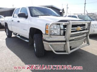 Used 2014 Chevrolet SILVERADO 2500 LT CREW CAB 4WD for sale in Calgary, AB