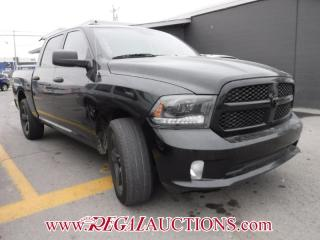 Used 2015 RAM 1500  CREW CAB SWB 2WD for sale in Calgary, AB