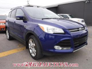 Used 2014 Ford ESCAPE TITANIUM 4D UTILITY 4WD for sale in Calgary, AB