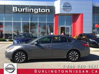 Used 2017 Nissan Altima SV for sale in Burlington, ON