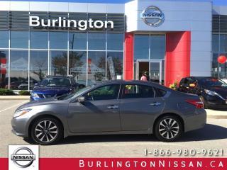 Used 2017 Nissan Altima SV for sale in Burlington, ON