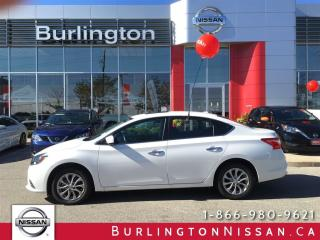 Used 2017 Nissan Sentra SV for sale in Burlington, ON