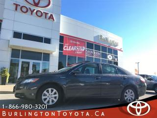 Used 2009 Toyota Camry HYBRID XLE NAVIGATION for sale in Burlington, ON
