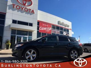 Used 2014 Toyota Venza LEEXTENDED WARRANTY for sale in Burlington, ON