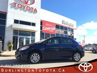 Used 2009 Toyota Matrix Touring for sale in Burlington, ON