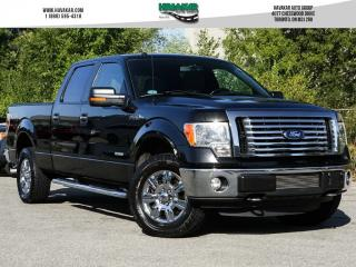 Used 2011 Ford F-150 XLT  Ecoboost  XTR Crew Cab for sale in North York, ON