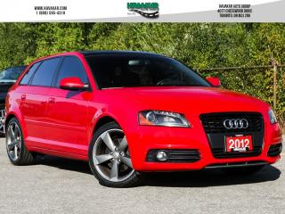 Used 2012 Audi A3 2.0T Progressiv  Manual Transmission for sale in North York, ON