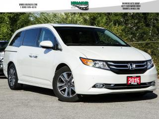 Used 2015 Honda Odyssey Touring for sale in North York, ON
