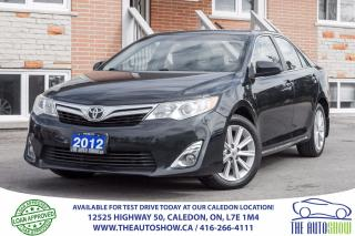 Used 2012 Toyota Camry XLE | SERVICE RECORDS for sale in Caledon, ON