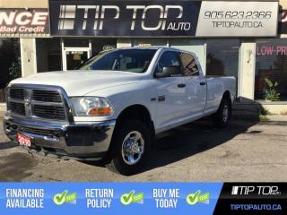 Used 2010 Dodge Ram 2500 SLT ** 3/4 Ton, 8' Box, Crew Cab ** for sale in Bowmanville, ON