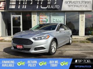 Used 2015 Ford Fusion SE ** Bluetooth, Memory/Heated Seats, Backup Cam * for sale in Bowmanville, ON