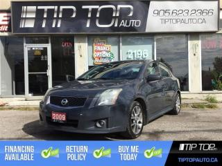 Used 2009 Nissan Sentra SE-R ** Sunroof, Well Equipped, Great Price ** for sale in Bowmanville, ON