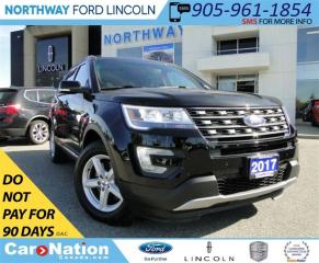 Used 2017 Ford Explorer XLT | NAV | REAR CAMERA | HEATED SEATS | for sale in Brantford, ON