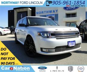 Used 2016 Ford Flex Limited | 3RD ROW SEATING | NAV | LEATHER | for sale in Brantford, ON