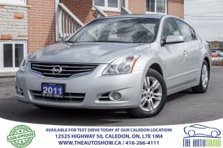 Used 2011 Nissan Altima 2.5 S | SERVICE RECORDS for sale in Caledon, ON