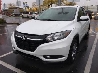 New 2018 Honda HR-V EX for sale in Richmond, BC