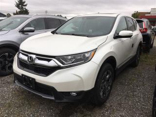 New 2017 Honda CR-V EX-L for sale in Richmond, BC