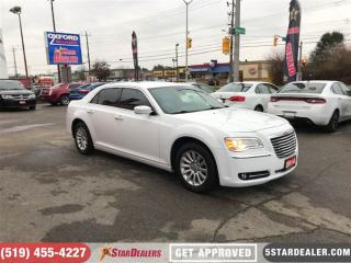 Used 2014 Chrysler 300 Touring | LEATHER | HEATED SEATS | BLUETOOTH for sale in London, ON