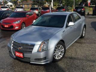 Used 2010 Cadillac CTS 3.0L | AWD | LEATHER | HEATED SEATS for sale in London, ON