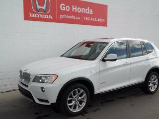 Used 2011 BMW X3 xDrive28i for sale in Edmonton, AB