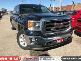 Used 2015 GMC Sierra 1500 4X4 | V8 | 6PASS for sale in London, ON