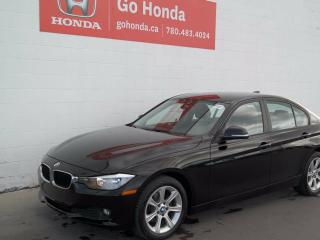 Used 2013 BMW 320 i xDrive for sale in Edmonton, AB