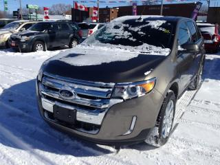 Used 2013 Ford Edge Limited AWD for sale in London, ON