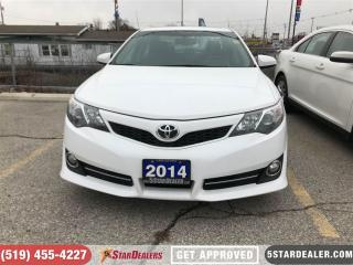 Used 2014 Toyota Camry for sale in London, ON