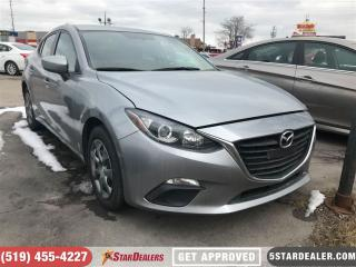 Used 2014 Mazda MAZDA3 GX | BLUETOOTH | APPLY HERE for sale in London, ON