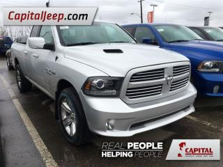 Used 2016 Dodge Ram 1500 Sport for sale in Edmonton, AB