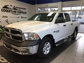 Used 2014 Dodge Ram 1500 ST for sale in Coquitlam, BC