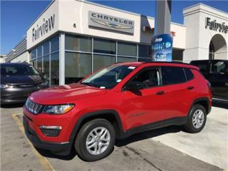 Used 2017 Jeep Compass Sport for sale in Burlington, ON