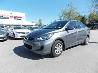 Used 2014 Hyundai Accent - for sale in West Kelowna, BC