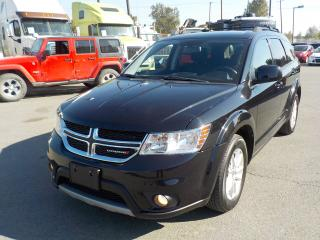 Used 2013 Dodge Journey SXT 5 Passenger Crossover for sale in Burnaby, BC