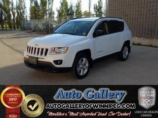 Used 2012 Jeep Compass Sport 4x4 *Low Price for sale in Winnipeg, MB