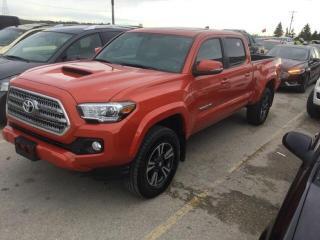 Used 2016 Toyota Tacoma SR5 TRD 4x4 *Navi for sale in Winnipeg, MB