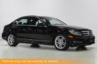 Used 2013 Mercedes-Benz C-Class C300 4Matic, AWD, Moonroof, 1 for sale in Winnipeg, MB