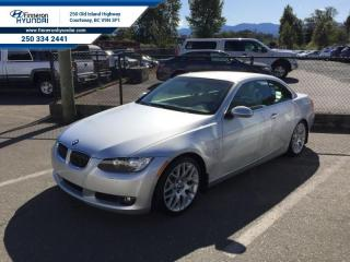 Used 2007 BMW 3 Series 328i  Super Clean Convertible for sale in Courtenay, BC