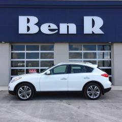 Used 2012 Infiniti EX35 for sale in Steinbach, MB