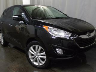 Used 2011 Hyundai Tucson Limited All Wheel Drive / Sunroof / Rear Back Up Camera for sale in Edmonton, AB