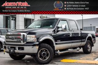 Used 2005 Ford F-250 Super Duty Lariat 4X4|Diesel|Crew|Bedliner|Tonneau_Cover|SideSteps for sale in Thornhill, ON