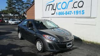 Used 2010 Mazda MAZDA3 GX for sale in Richmond, ON