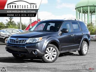 Used 2012 Subaru Forester 2.5X Touring for sale in Stittsville, ON