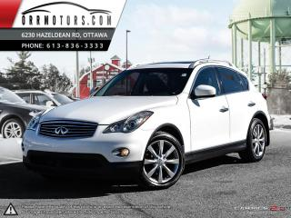 Used 2013 Infiniti EX37 EX37 AWD for sale in Stittsville, ON