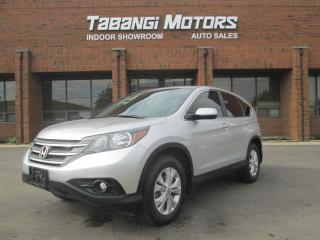 Used 2013 Honda CR-V EX | REAR VIEW CAMERA | SUNROOF | BLUETOOTH| for sale in Mississauga, ON