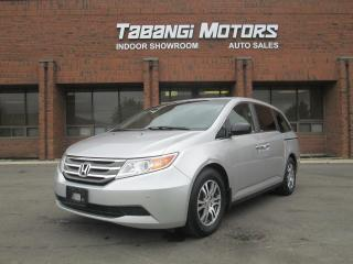 Used 2012 Honda Odyssey EX-L LEATHER SUNROOF POWER DOORS! for sale in Mississauga, ON