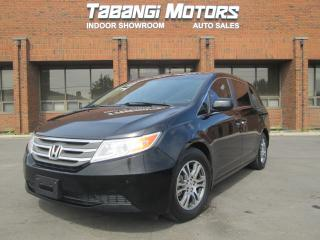 Used 2013 Honda Odyssey EX-L | RES | LEATHER | SUNROOF | for sale in Mississauga, ON